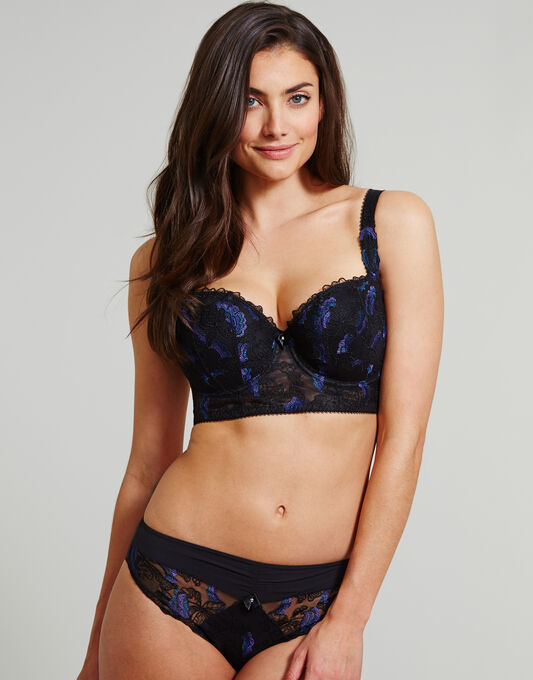 Francesca Underwired Longline Bra