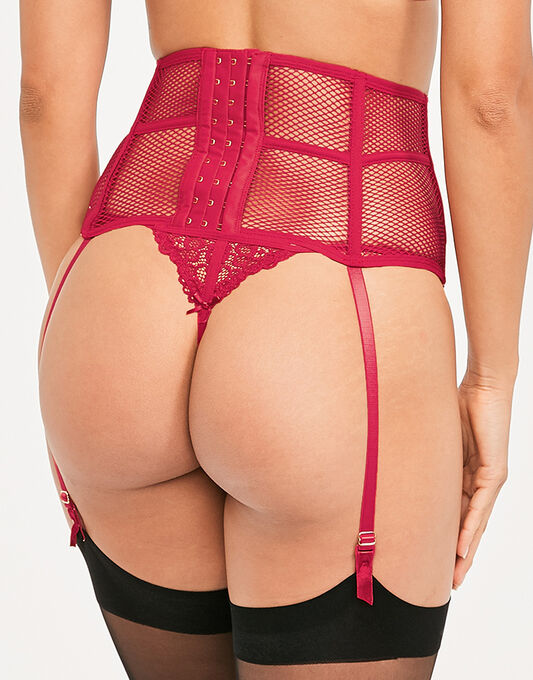 Contradiction by Pour Moi Strapped Suspender