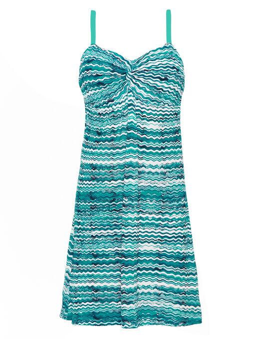 figleaves Blue Wave D-G Sundress