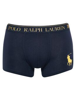 Polo Ralph Lauren Classic Metallic Trunk