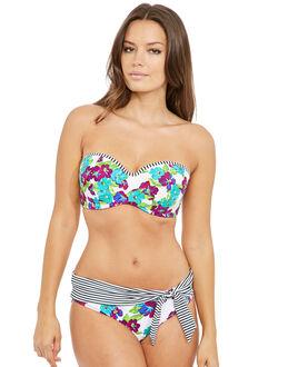 Panache Elle Underwired Bandeau Bikini Top