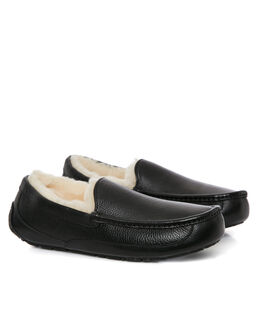 UGG Australia Ascot Leather Slipper