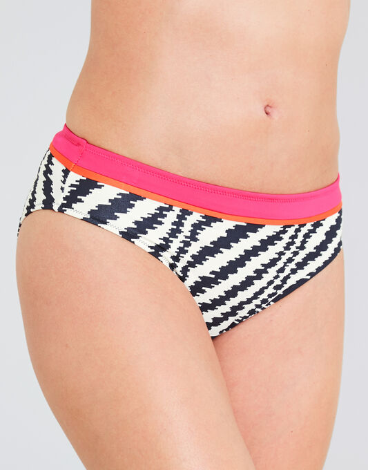 Montego Bay Mid Rise Brief