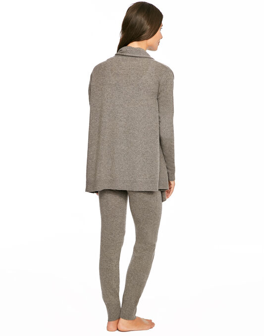 figleaves Bliss Cashmere Waterfall Cardigan