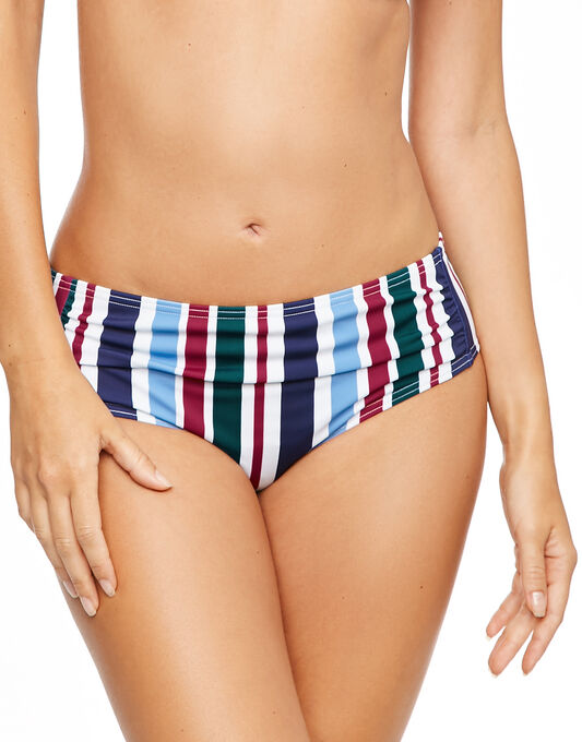 figleaves Monaco Lux Classic Deep Gathered Brief