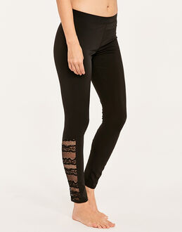 Calvin Klein CK Black Electric Legging