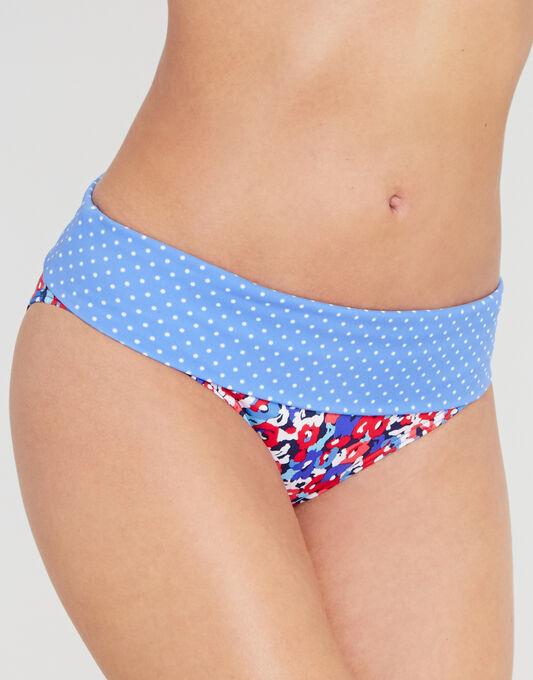 Sea Breeze Fold Bikini Brief