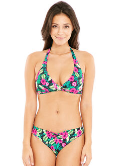 Marie Meili Halle Halter Bikini Top