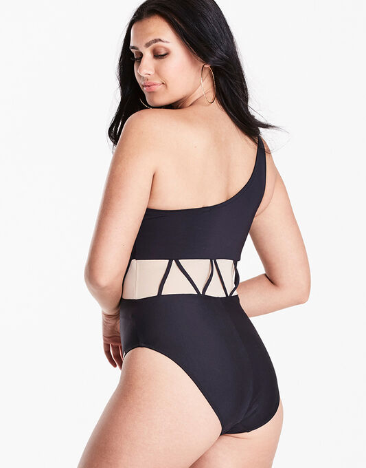 figleaves curve Figleaves One Shoulder Swimsuit