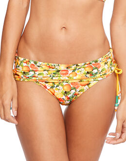 Stella McCartney Iconic Print Fold Down Bikini Bottom
