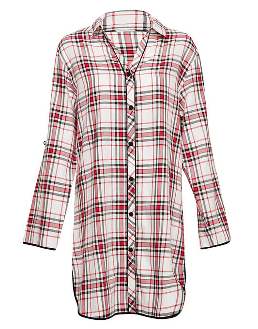 Cyberjammies Pandora Check Nightshirt