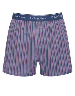 Calvin Klein Traditional Fit Woven Boxer