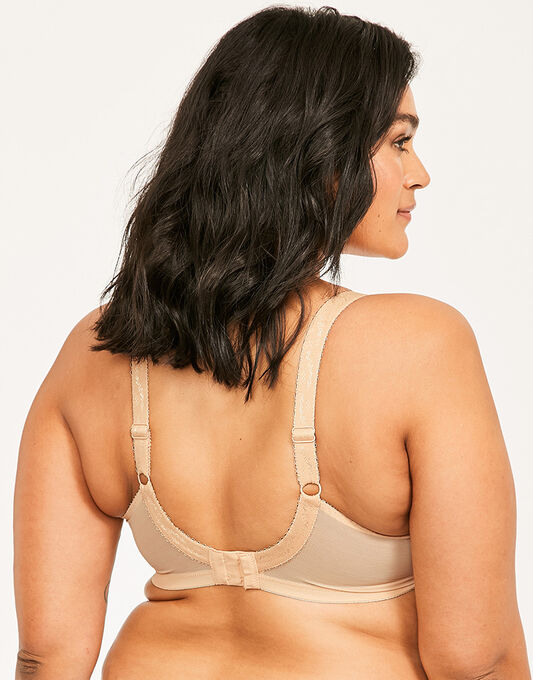 Amelia Underwired Bandless Spacer Moulded Bra