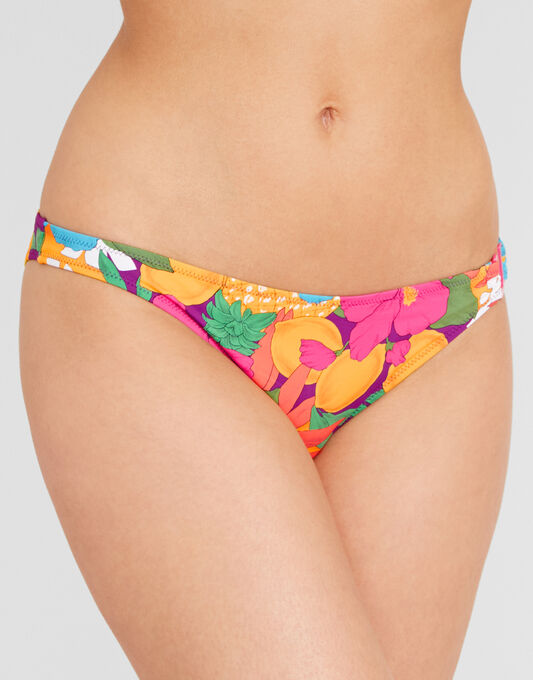 Summer Love Low Waisted Bikini Brief