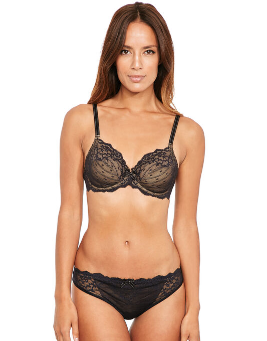 Chantelle Rive Gauche 3 Section Full Cup Bra