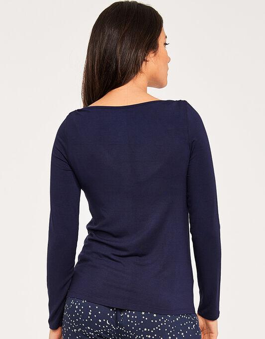 Pour Moi? Moonstruck Plain Long Sleeve Secret Support Top