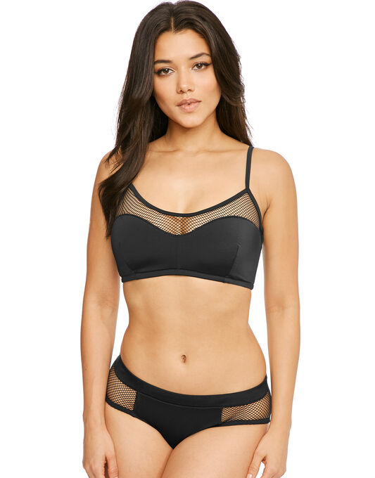Glamazon Scoop Neck Underwired Bikini Top