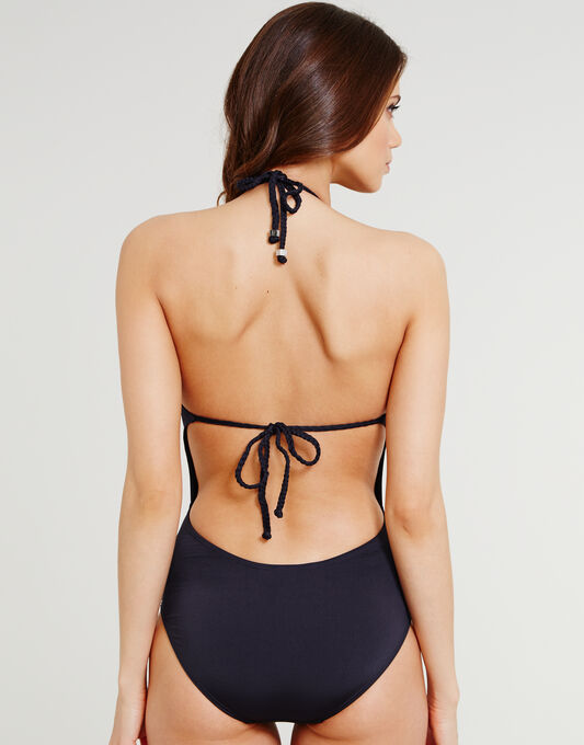 French Connection Sophie Plains Swimsuit