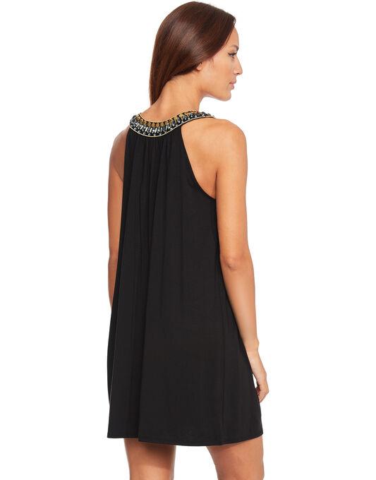 figleaves Marina Beach Embellished Dress