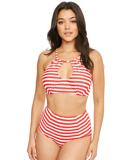 Pour Moi? Boardwalk Round Neck Underwired Bikini Top