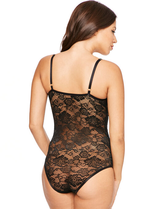 figleaves Alexis Lace Strapping Body