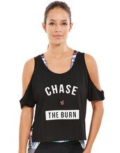 Intensity Chase The Burn Tee
