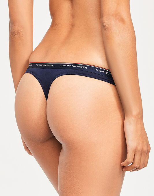 Tommy Hilfiger Essentials 3P Thong