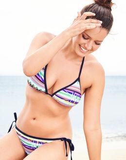 figleaves Maya Padded Triangle Bikini Top