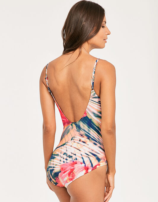 Maryan Mehlhorn Fusion Underwired Swimsuit