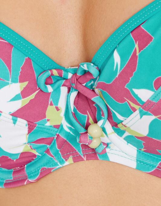 Birds Of Paradise Non Padded Bikini Top