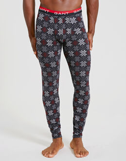 Gant Essential Long John Snowflake