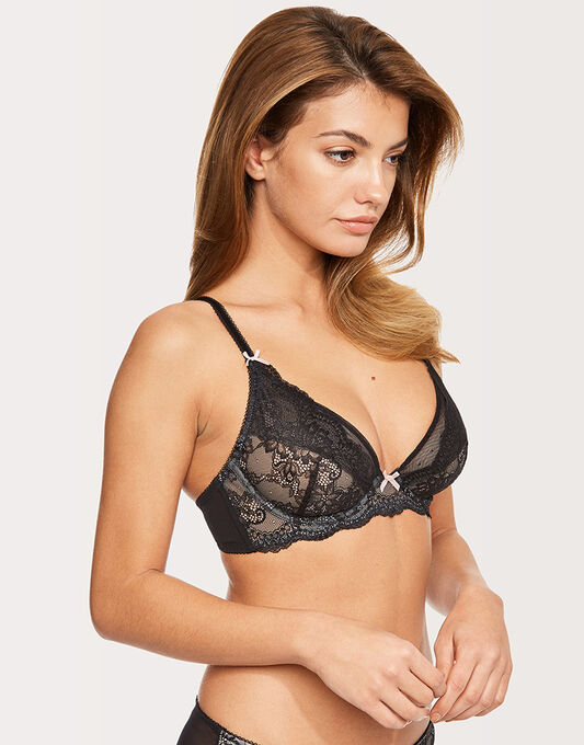 figleaves Juliette Lace Underwired Bra