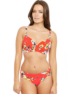 Fantasie Calabria Underwired Gathered Full Cup Bikini Top