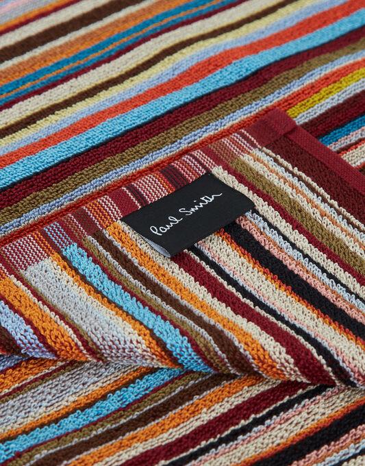 Paul Smith Multistripe Towel