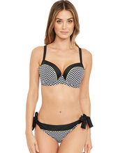 Hypnotic Plunge Bikini Top