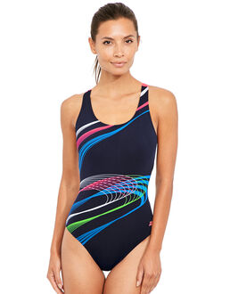 Zoggs Active Sport Echo Actionback Swimsuit