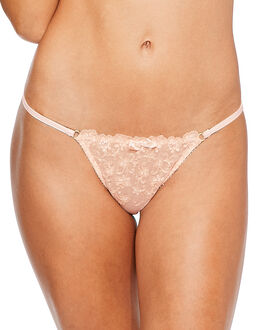 L'Agent by Agent Provocateur Camilla Tanga Brief