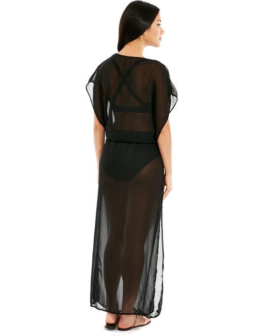 Freya Swim Plunge Neck Maxi Dress