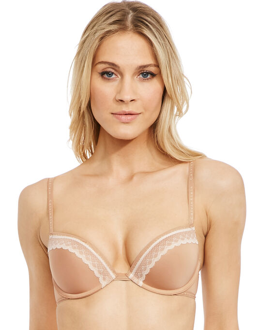 Calvin Klein Signature Push Up Bra
