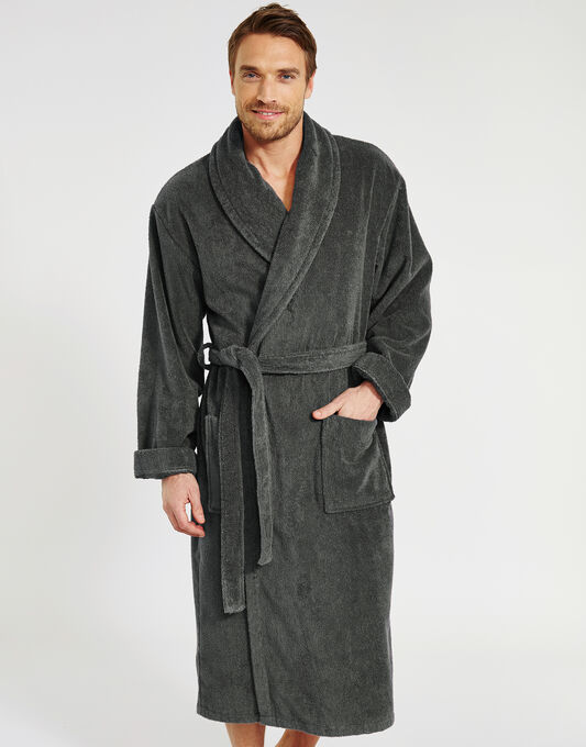 Luxury Cotton Towelling Robe