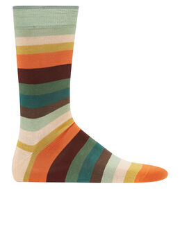 Paul Smith Signature Stripe Sock