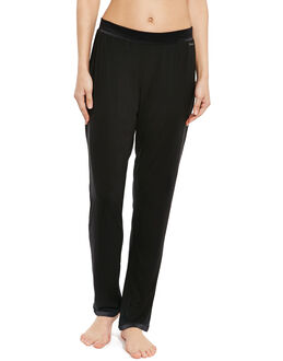 Calvin Klein Modal With Satin Tapered Pant