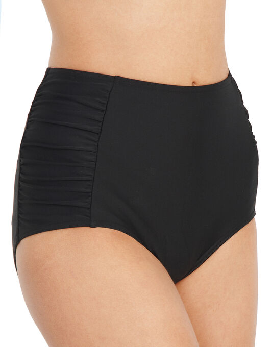 Rene High Waisted Tummy Control Bikini Brief