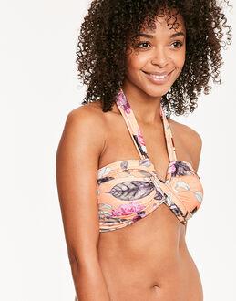 Seafolly Modern Love Bandeau Bikini Top