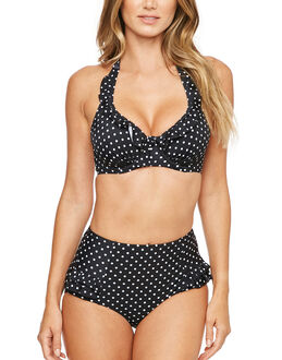 Pour Moi? Hot Spots Halter Underwired Bikini Top
