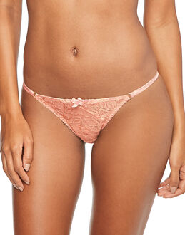 L'Agent by Agent Provocateur Siena Tanga Brief