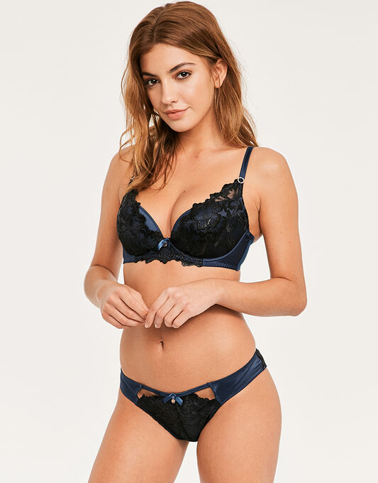 Surrender Plunge Bra