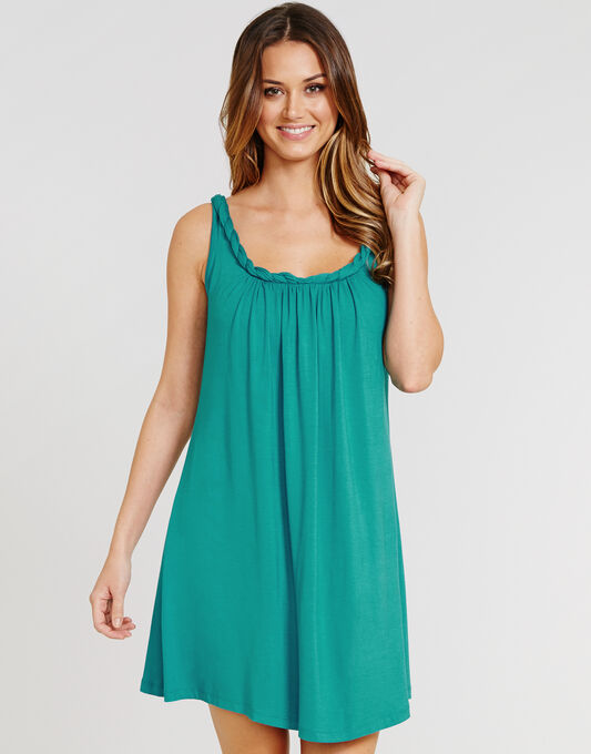 D-G Twist Neck Sundress