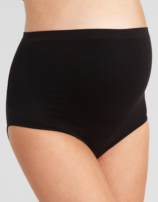 Seamfree Overbump Maternity Brief