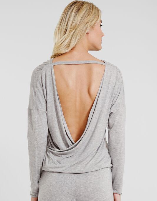 Calvin Klein Depth Long Sleeve Top